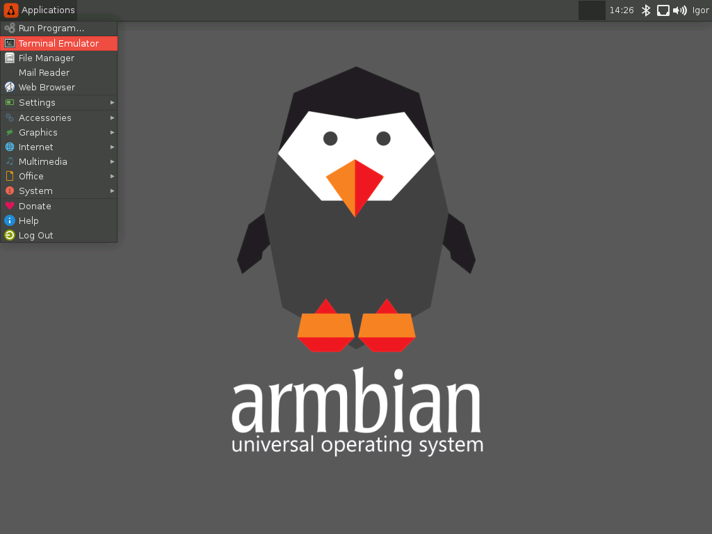 Armbian with 4 14 y and 5 1 y - SolidRun Community