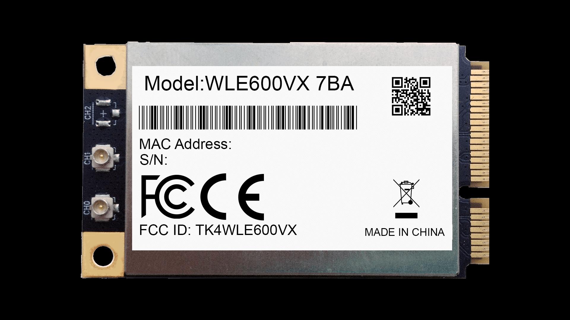 Compex WLE600VX