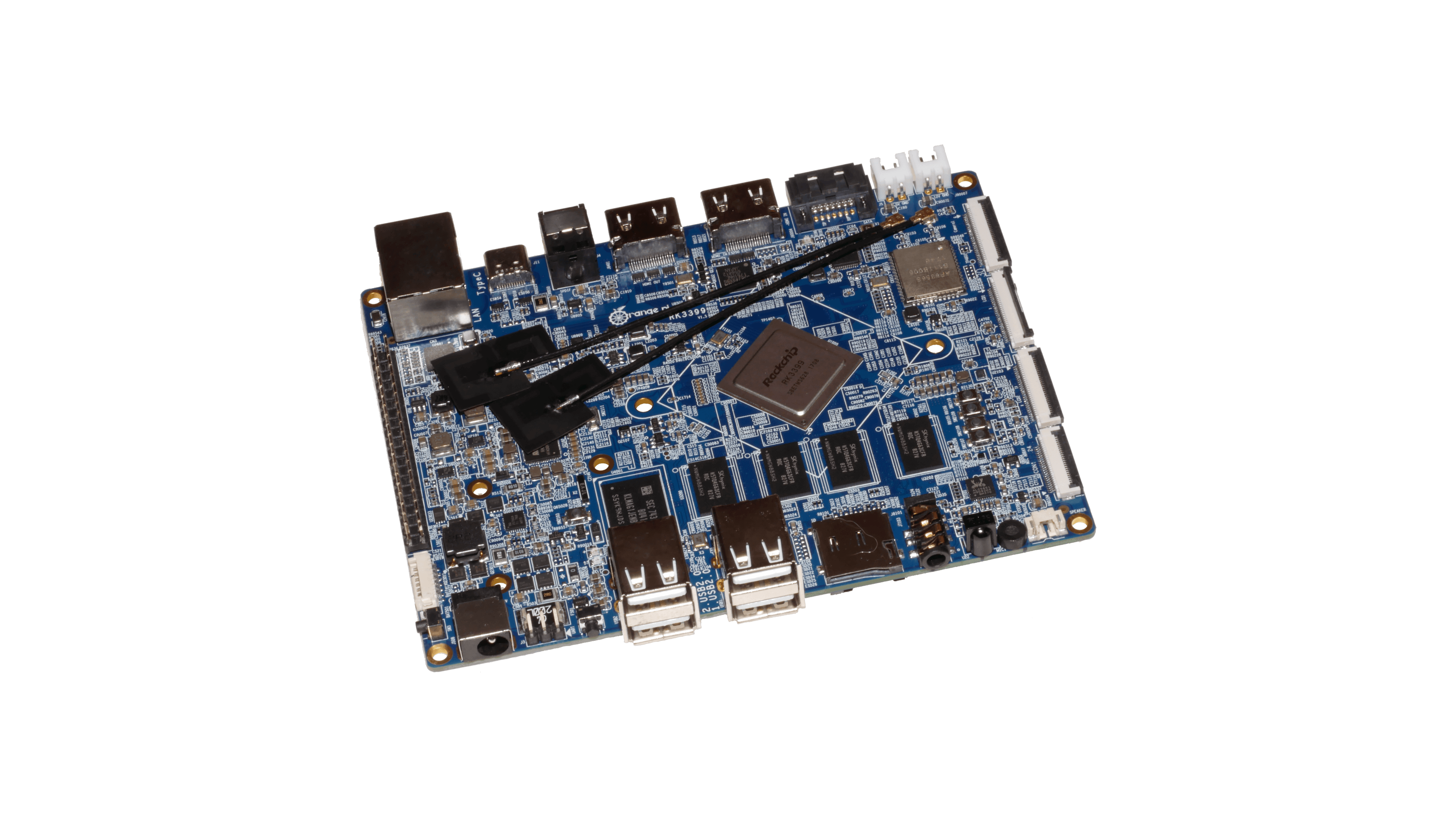 Orange Pi RK3399 – Armbian